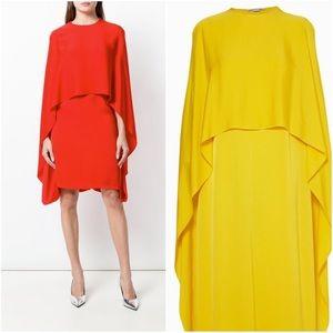051d7e90738 Stella McCartney short cape dress